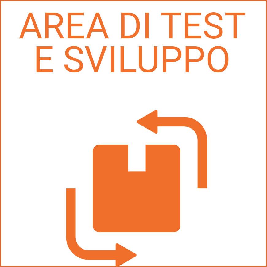 Area test e sviluppo - Immagine