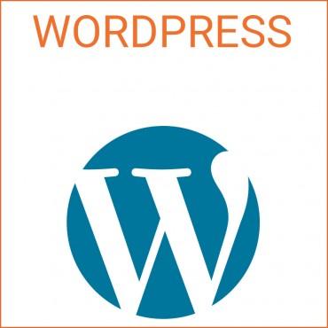 Hosting WordPress - Immagine
